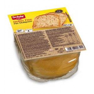 Хлеб белый (Pan Multigrano) 250 гр. Без глютена Schar НОВИНКА